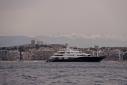 Abeking & Rasmussen C2 at anchor off Juan les Pins