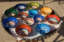 Painted bowls for sale in Datcha