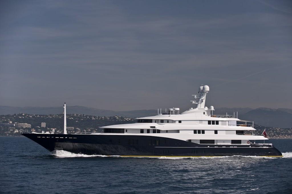 Abeking Rasmussen Super Yacht C2 The Howorths The Howorths