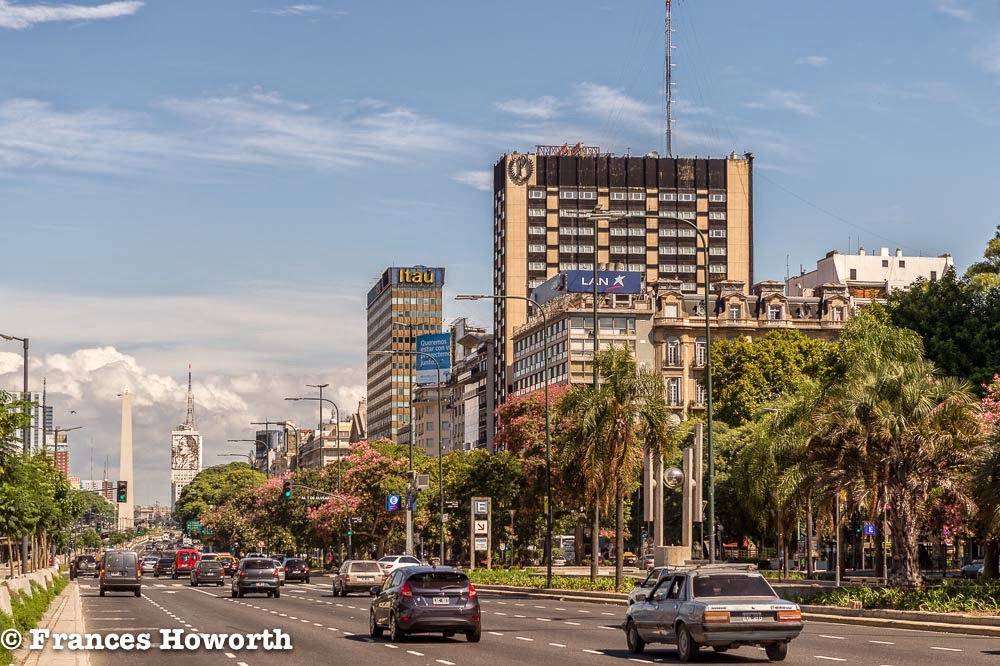 Be Brave In Buenos Aires And Hire A Car The Howorths