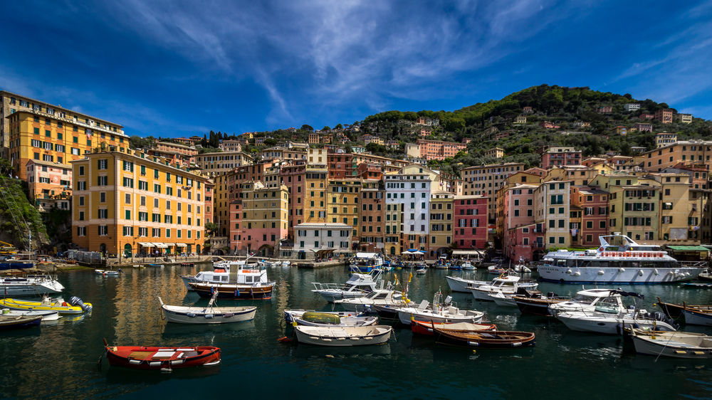 Valentine's Day Camogli, Liguria Italy